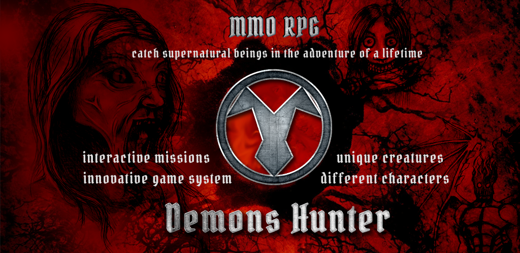 Demons Hunter RPG MMO