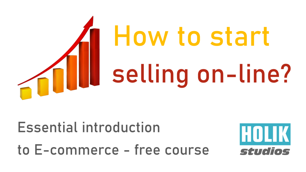 Start your e-commerce platform - free tutorial