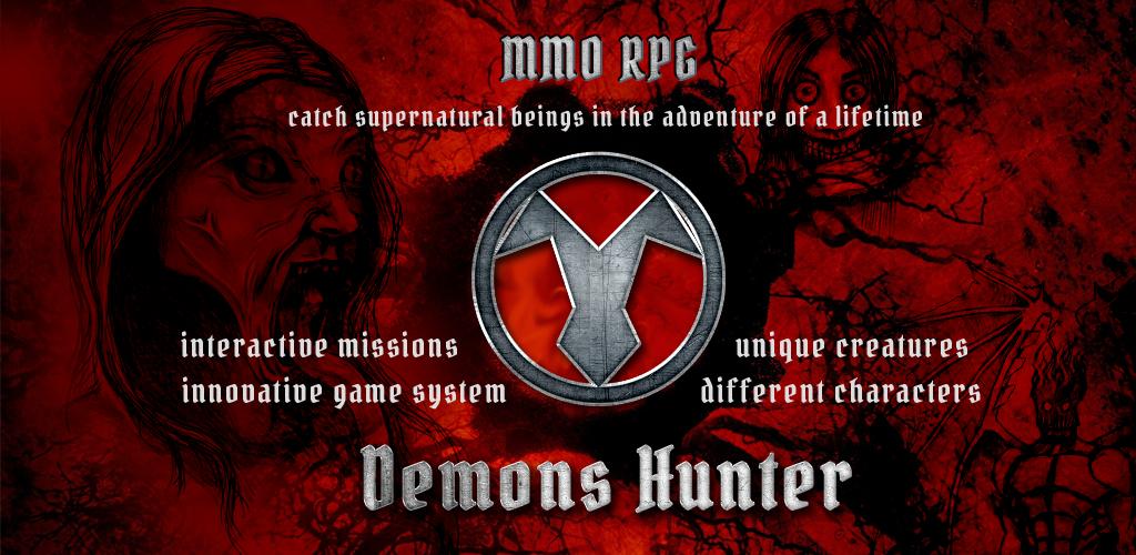 Demons Hunter RPG MMO