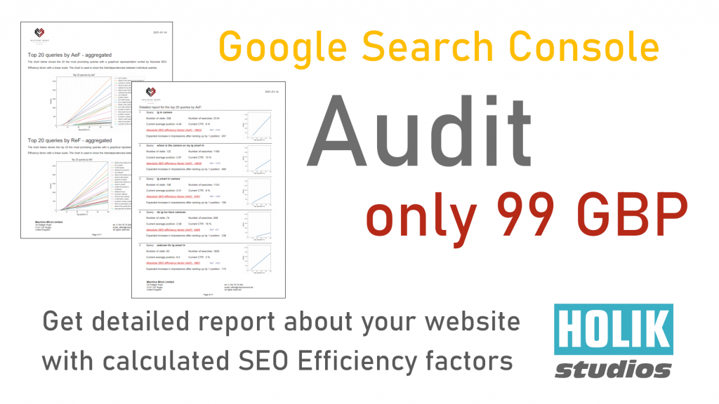 GSC Consultancy audit and report
